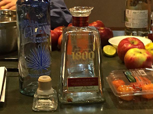 Rick Bayless Apple Habanero Margarita - No More Tequila