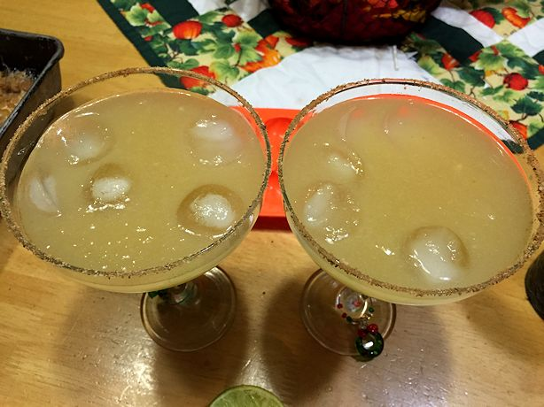 Rick Bayless Apple Habanero Margarita - Delicious