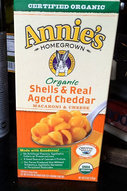 Cheeseburger Macaroni Soup Recipe - Annie's Shells & Cheese