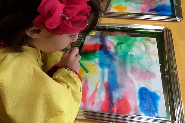 Uses for Childrens Art -
