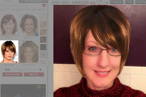 Free Virtual Makeover - Chelsea Hobbs