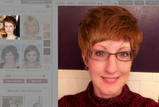 Free Virtual Makeover - Jenna Malone