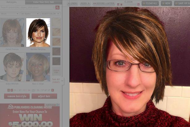 Free Virtual Makeover - Mariska Hardigay