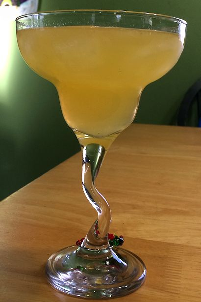 Meyer Lemon Margarita Recipe - Ready to Drink!