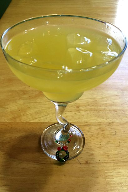 Meyer Lemon Margarita Recipe - Yum!