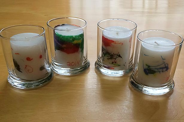 Mother's Day Craft Candle - Holders