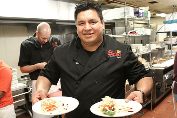 Solea Tequila Dinner February 2014 - Chef Marco Sanchez