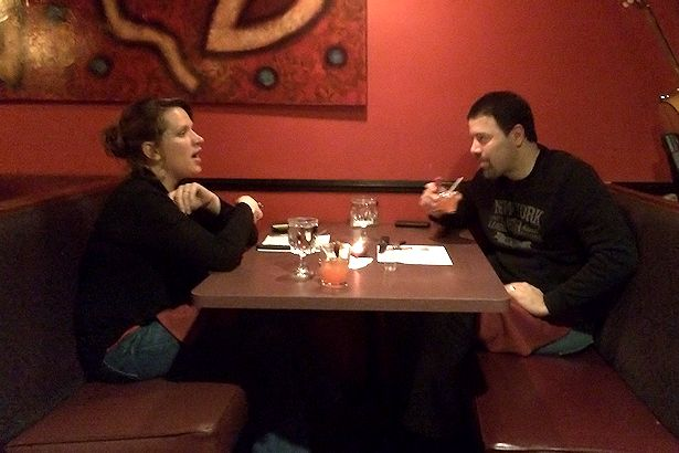 Solea Tequila Dinner February 2014 - Jessica & Jim