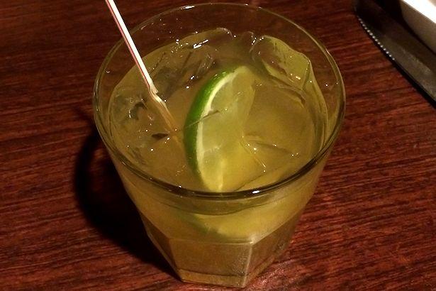 Solea Tequila Dinner February 2014 - Jimador Margarita