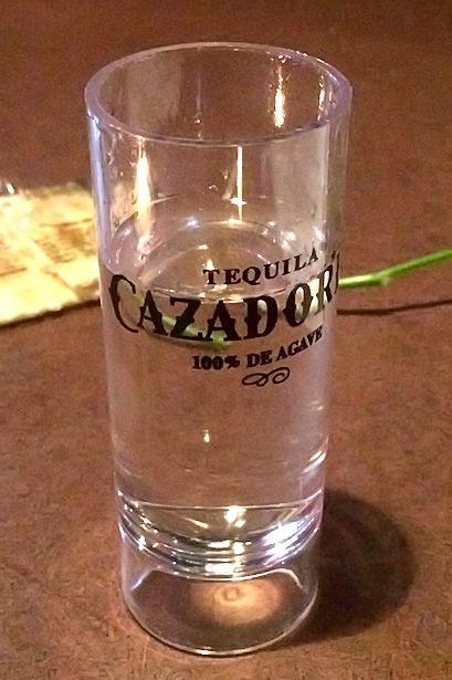 Solea Tequila Dinner July 2014 - Herradura Silver
