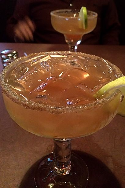 Solea Tequila Dinner July 2014 - Tamarind Margarita
