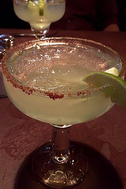 Solea Tequila Dinner July 2014 - Herradura Silver Cucumber Margarita