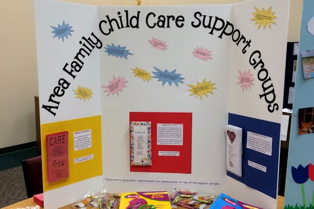 Tom Copeland Training - Family Support Group Board