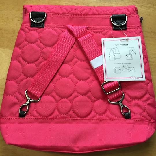 Thirty One Gifts Purse - Back