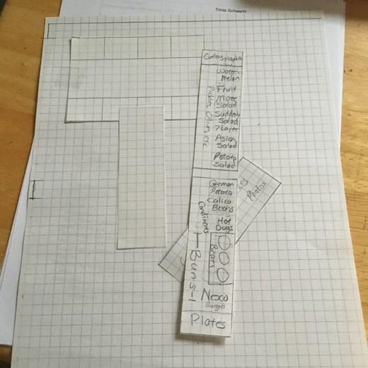 Anniversary Picnic Plan #3