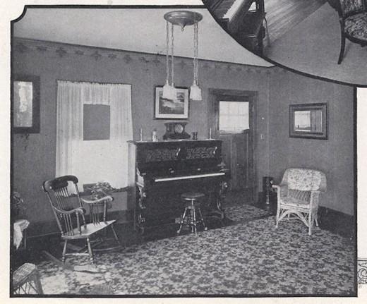 Bennett Interior - Aberdeen