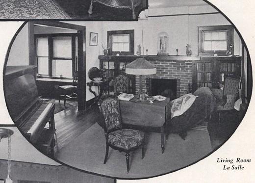 Bennett Interior - LaSalle