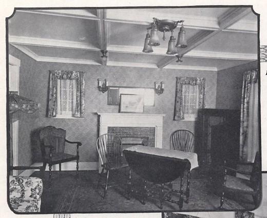 Bennett Interior - Edward
