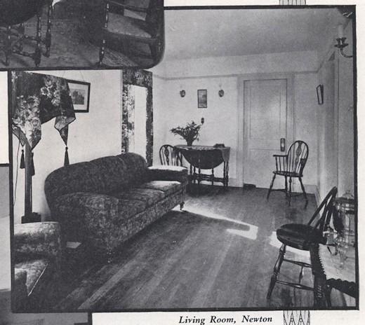 Bennett Interior - Newton
