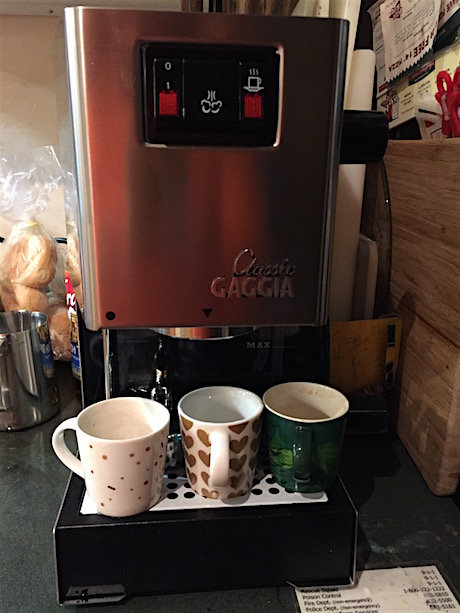Gaggia Classic - Ready to Roll