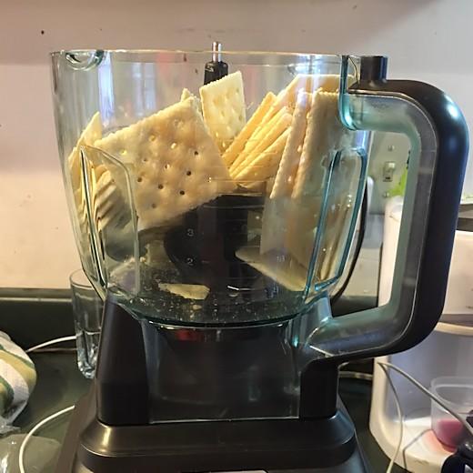 Mrs. Duvall's Crab Cake Recipe - Crackers