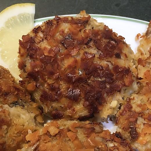 Mrs. Duvall's Crab Cake Recipe -