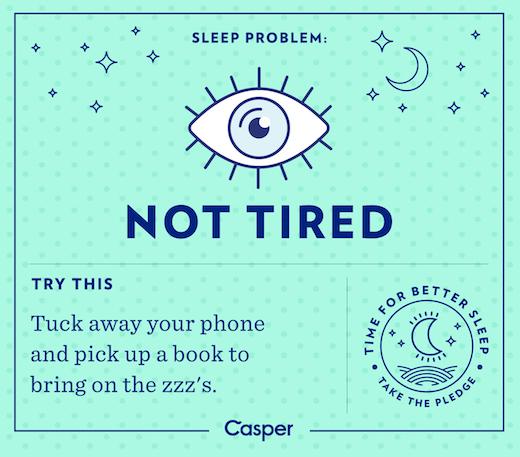Sleep Problems - Tired