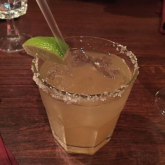 Solea Tequila Dinner February 2015 - Margarita Perfecta