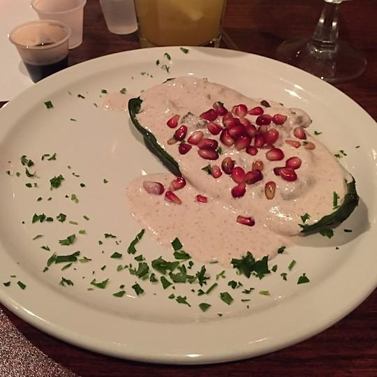 Solea Tequila Dinner February 2015 -