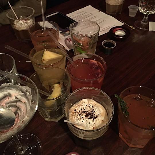 Solea Tequila Dinner February 2015 - Flotsam & Jetsam