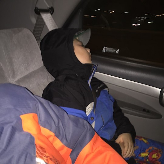 Solea Tequila Dinner February 2015 - iMatt Sleeping