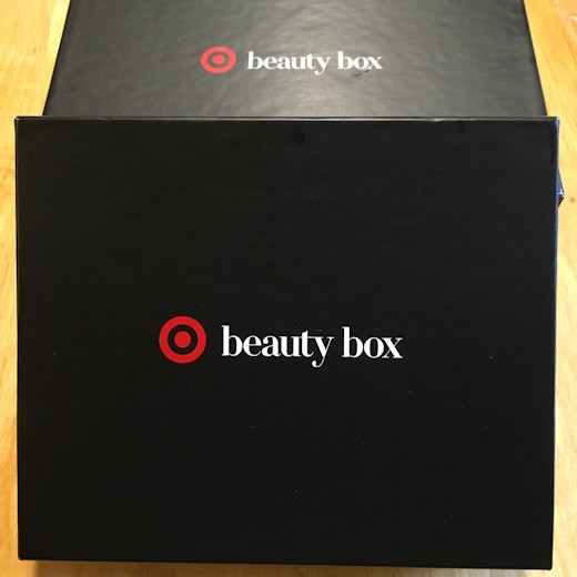 Target Beauty Box July 2016 -