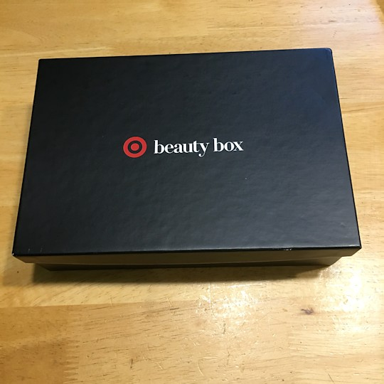 Target Beauty Box June 2016 - Box