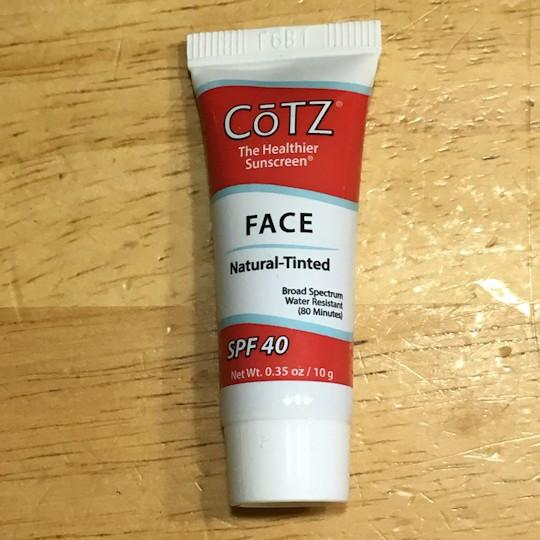 Target Beauty Box June 2016 - Cotz