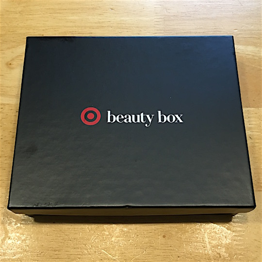Target Beauty Box May 2016 - Box