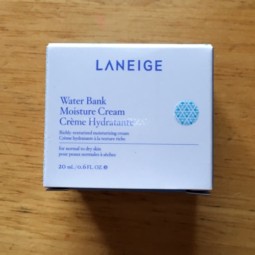 Target Beauty Box September 2016 - Laneige
