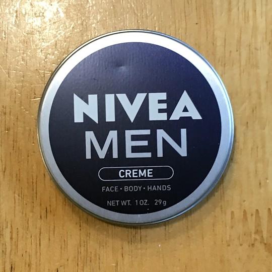 Target Mens Box June 2016 - Nivea