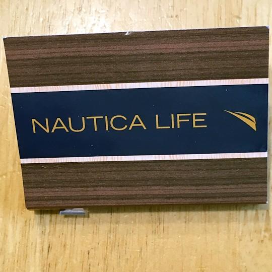 Target Mens Box June 2016 - Nautica