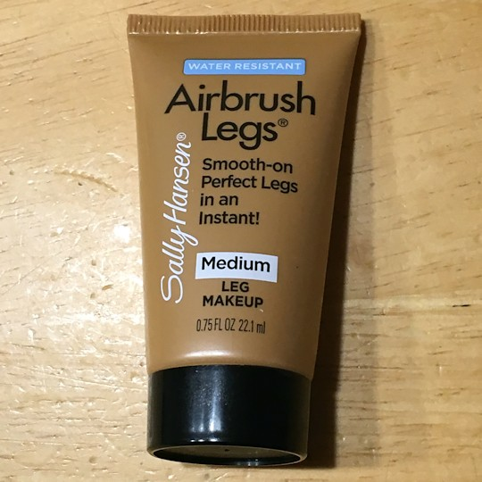 Walmart Beauty Box Summer 2016 - Airbrush Lets