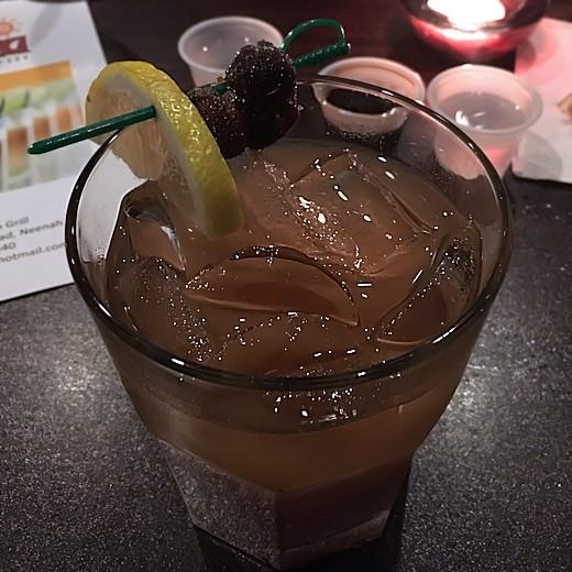 Solea Tequila Dinner March 2017 - Tamarind Margarita